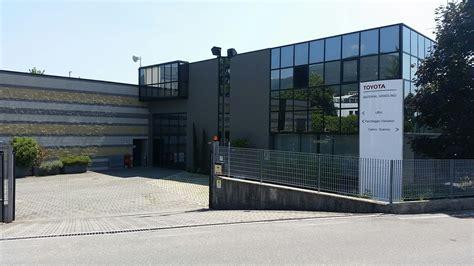 sede di italia toyota material handling italia due nuove sedi a roma e