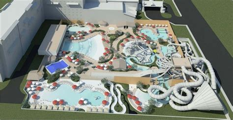 the nutso indoor water park hotel headed to garden grove curbed la