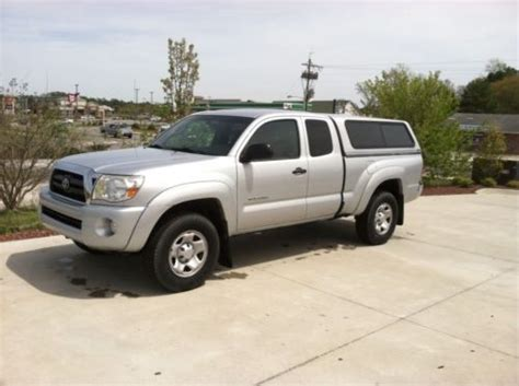 2008 Toyota Tacoma 4 Door For Sale Purchase Used 2008 Toyota Tacoma Pre Runner Extended Cab