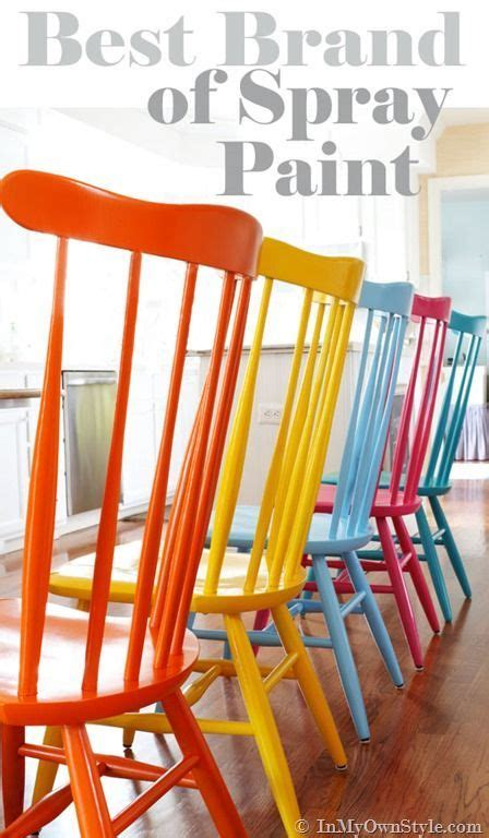 spray painting wood chairs black i tried many spray paints on furniture and am