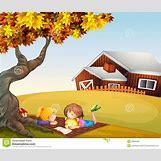 Cartoon Farm Scene | 1300 x 1103 jpeg 191kB