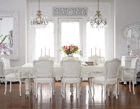 shabby chic dining room chairs shabby chic dining i shabby chic