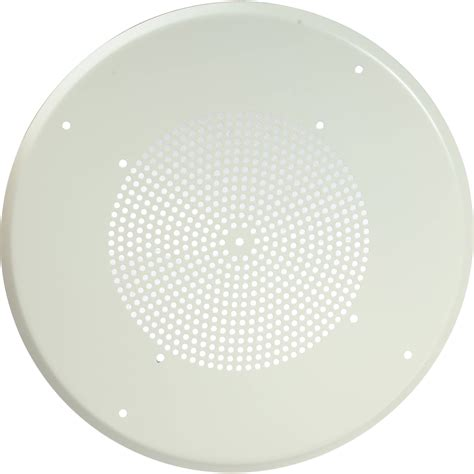 Bogen Ceiling Speakers by Bogen Communications Pg8w Ceiling Grille For 13 Quot Pg8w B H