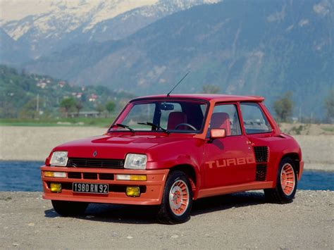 renault car 1980 renault 5 turbo specs 1980 1981 1982 1983 1984