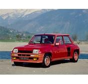 RENAULT 5 Turbo  1980 1981 1982 1983 1984 Autoevolution