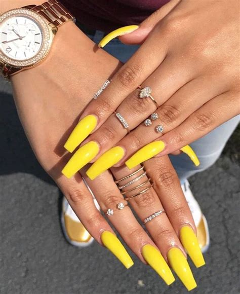 gold snowflakes pretty hands pretty feet pinterest yellow coffin nails rings pinterest nagel