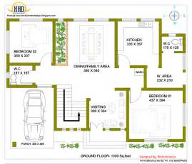 2 Floor House Plans by 2 Storey House Design With 3d Floor Plan 2492 Sq Feet
