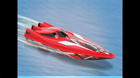 remote control speed boat rc remote control speed boat racers in 2 frequencies