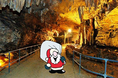 celebrate christmas at tennessee s cherokee caverns