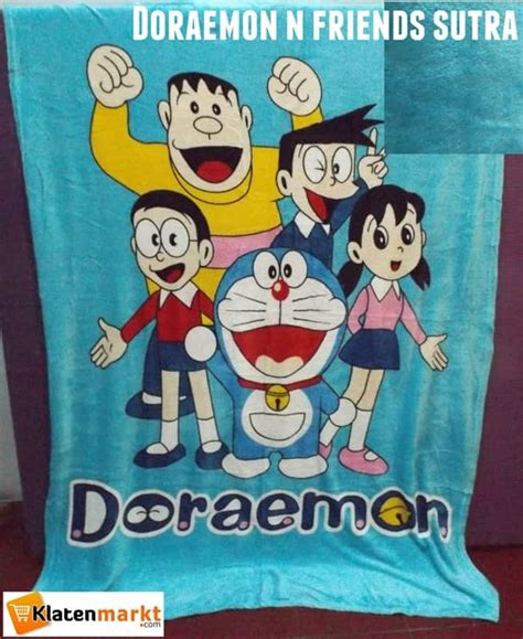 Selimut Karakter Mickey Mouse Merah doraemon n friends sutraa2 sentra selimut anak murah