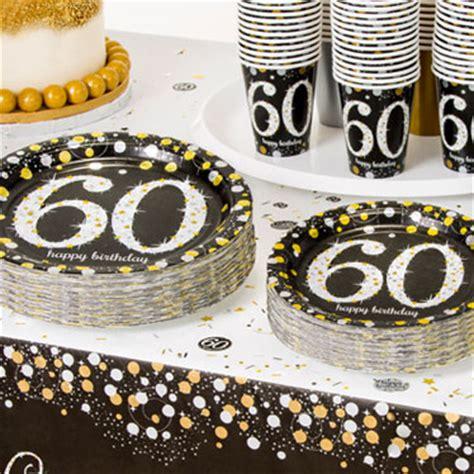 60th decorations 60th birthday themes ideas supplies