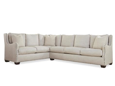Right Arm Sectional by Universal Furniture Curated Connor Sectional Right Arm