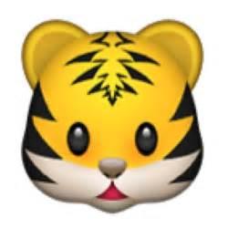 emoji tiger emoji tiger twitter