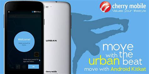themes for cherry mobile urban cherry mobile urban officially launched and running kitkat