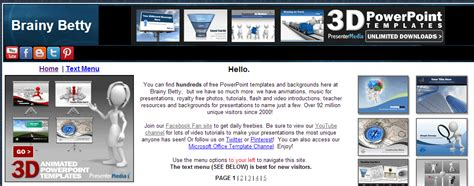 website untuk membuat power point membuat presentasi menarik website untuk powerpoint templates