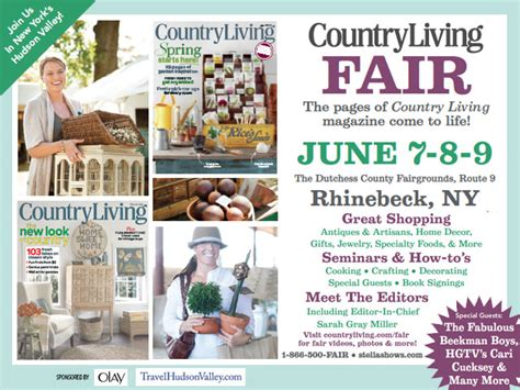 cottage flair country living fair rhinebeck ny
