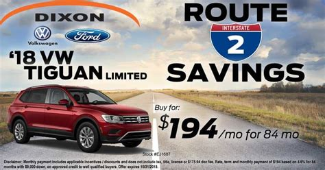 Dixon Ford by Dixon Ford Vw New Ford Dealership In Dixon Il 61021