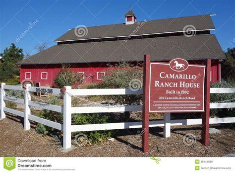 adolfo house adolfo camarillo ranch house editorial image image 36144080