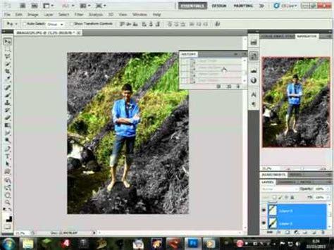 tutorial edit foto keren cool phothoshop tutorial edit foto dengan keren youtube