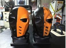 2015 DEATHSTROKE MASK - YouTube Future Battle Helmet
