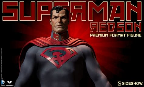 1401247113 superman red son new edition superman red son statue sideshow collectibles