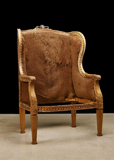 of the chair the iconic wing chair a bergere with style finegoodthings
