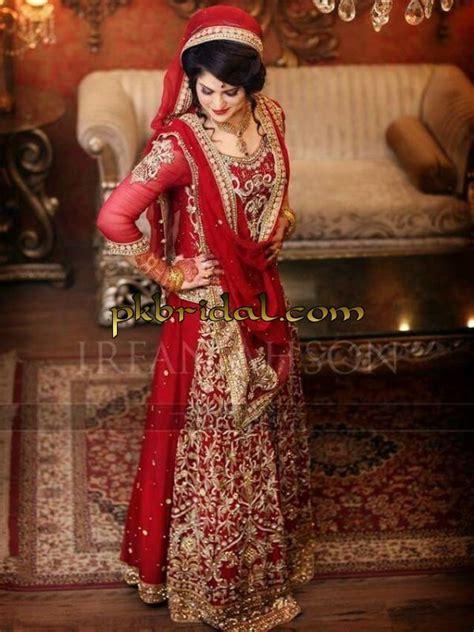 Pakistan Wedding Dresses Collection 2018