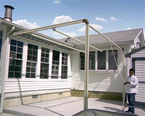 How To Build A Retractable Awning by Retractable Awnings Archives Litra Usa