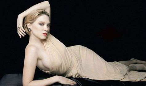 lea seydoux actress sam mendes spectre will be everything you would expect