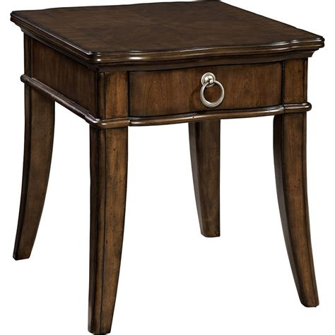 broyhill 4640 002 elaina drawer end table discount