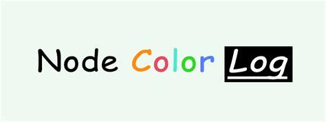 node colors node color log readme md at master 183 tigercosmos node