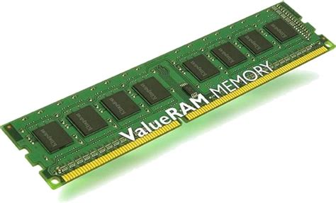 Memory 4gb Ddr3 kingston valueram 4gb 1x4gb memory module ddr3 1600mhz pc3 12800 kvr16n11s8 4bk ccl computers