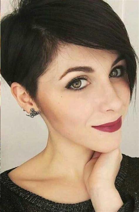 styling asymmetrical pixie cut 15 short cute hairstyles short hairstyles 2017 2018