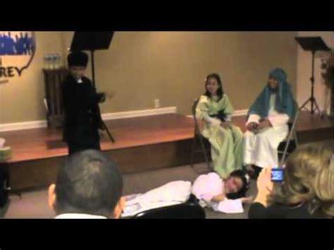 dramas cristianos el buen samaritano drama cristiano de ni 241 os youtube