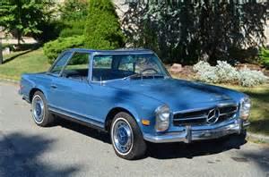 1968 Mercedes 280sl 1968 Mercedes 280sl