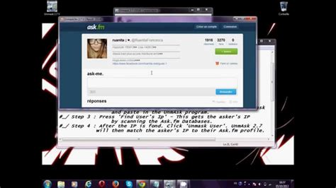 How To Find On Ask Fm Hd How To Hack Ask Fm Find Out Who Asked You A Question On Ask Fm With Unmask Fm 2 7