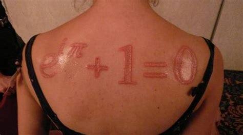 keine ahnung von mathematik zu haben ist nicht cool