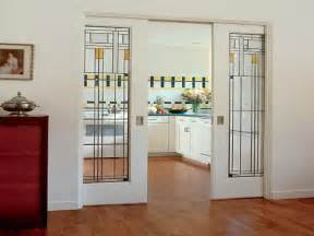 Stained Glass Living Room Doors Sliding Pocket Doors Stained Glass Exactly What I Want