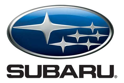 Subaru Logos Car Logos The Archive Of Car Company Logos