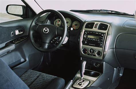 Mazda Protege5 Interior by Image Gallery 2003 Mazda Protege5