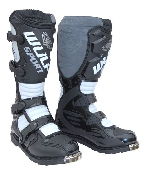 mx motorbike boots wulfsport orca mx motorcycle boots