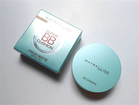 Maybelline Cushion maybelline bb cushion fresh matte spf 25 review makeupandbeauty