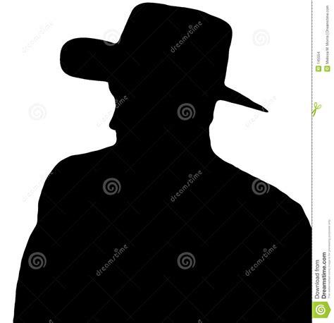fotos para perfil varon perfil del vaquero imagenes de archivo imagen 145554