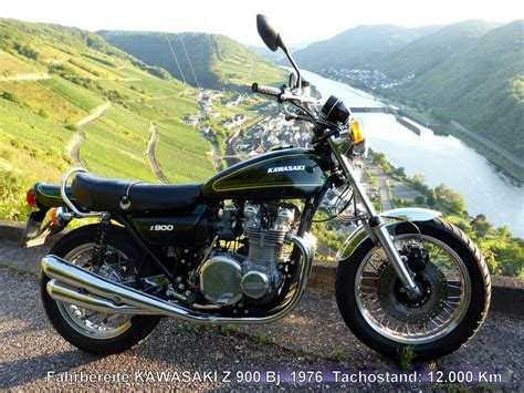 Motorrad Batterie Nach 1 Jahr Defekt by Rep U Inbetriebnahme Kawa Z 900 Bj 1976 Mz Faber