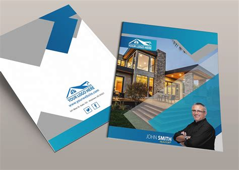 Https Www Realty Cards Order Template Klr79a Html by Real Estate Folder Template