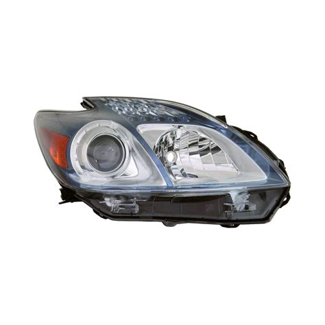 Toyota Headlights Replacement Replace 174 Toyota Prius With Factory Halogen Headlights
