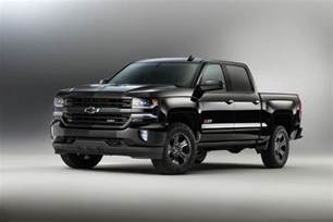 Chevrolet Truck 2016 Chevy Silverado Rally Edition Revealed Gm Authority