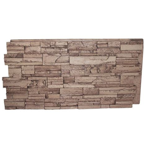 superior building supplies cinnamon 24 in x 48 in x 1 1