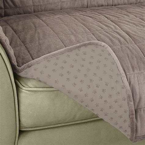 non slip sofa covers non slip sofa covers thesofa