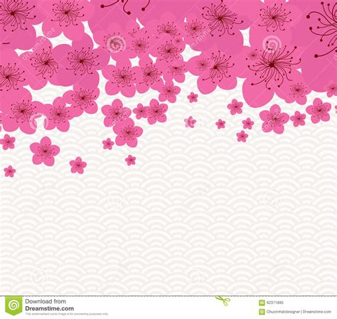 new year graphic and background new year plum blossom background stock vector